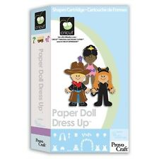 CRICUT - Paper Doll Dress Up - Cartridge - 29-0412