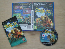 Scooby-Doo! and the Spooky Swamp - PlayStation 2-PAL Complete