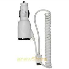 2.1A Car Charger Adapter Cable for SAMSUNG GALAXY S5/ Note3 N9000 U