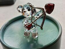 Swarovski Crystal Figurine 2016 KRIS BEAR CUPID