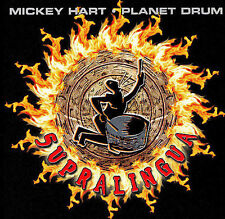 Mickey Hart Planet Drum Supralingua / Sealed 2008 New CD / Grateful Dead / M