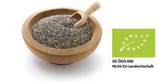 Bio Chia Samen - Salvia Hisp. 2 Kg (2 x 1 Kg) - ohne Zusätze - Premiumqualität
