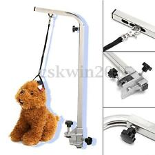 Adjustable Portable Grooming Bath Table Arm Support Pet Dog Bath Desk Accessory