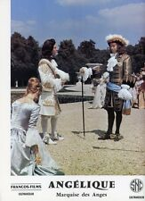 CLAUDE GIRAUD ANGELIQUE MARQUISE DES ANGES 1964 VINTAGE LOBBY CARD ORIGINAL #6