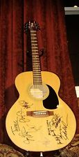 TANTRIC ( DAYS OF THE NEW ) / MUZZY LUCTIN AUTOGRAPHED / SIGNED TAKAMINE GUITAR!