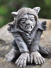 """Snark "" the Troll  for Dollhouse Miniature Fairy/Faerie Garden  16538"