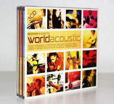 BEGINNER'S GUIDE TO WORLD ACOUSTIC [3CD / 2006] FUORI CATALOGO 5014797134980