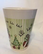 ROYAL NORFOLK SANTA CHRISTMAS COFFEE MUG HO HO HO EUC