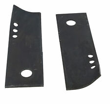 """Rotary Blade Set Of 2 Fits ROVER Pro Models A16355, 742-04413 PRO CUT 560, 22"""""""
