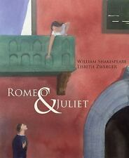 Romeo and Juliette by William Shakespeare (2016, Picture Book)