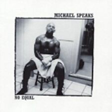 No Equal by Michael Speaks (Cassette) SEALED NEW (GS10)