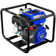 DuroMax XP904WP 4'' Portable 9 HP Gas Power Water Trash Pump NPT Threaded