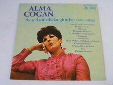ALMA COGAN The Girl With The Laugh In Her Voice Ex+ '60s UK LP