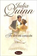 Te Doy Mi Corazonan Offer from a Gentleman (Spanish Edition)-ExLibrary