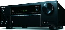 Onkyo 7.2 Channel Network A/V Reciever w/ AccuEQ Sound Optimization TX-NR555
