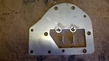 fordson E27N Major Perkins P6 water pump -cylinder head plate