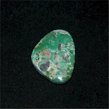 Green Tree Natural Turquoise Cabochon, American, Cab's, Lapidary, Rough