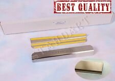 Citroen JUMPER II 2006- Stainless Steel Door Sill Entry Guard Covers Protectors