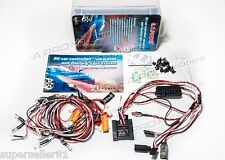 GT POWER 16 LED TX Remote Controlled PRO Flashing Light System for RC Car Truck