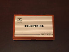 Nintendo Game and Watch Donkey Kong 1982 Multi Screen Vintage DK-52