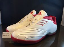 ADIDAS OG II T-mac TMAC TMAC2 Tracy McGrady 2 White Red Hoop 019483 RARE Size 11