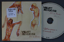 CD Velvet Revolver Fall to Pieces Surrender 2 track card sleeve