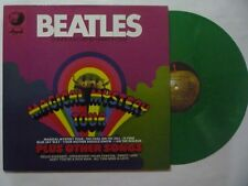 "THE BEATLES ""MAGICAL MYSTERY TOUR"" MADE IN GERMANY APPEL - GREEN - MEXICAN - LP"