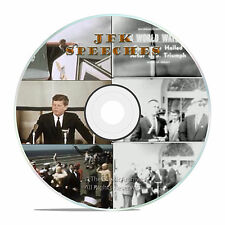 JFK KENNEDY INAUGURATION SPEECH MEDICARE CAMPAIGN, ELECTION FILMS ON DVD -J05