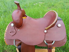 "16"" Spur Saddlery Cutting Saddle (Made in Texas) Ranch Cutter"