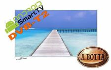 "Televisore Smart TV HD 32"" pollici AKAI AKTV3222 T Bianco Android WiFi - DVB-T2"