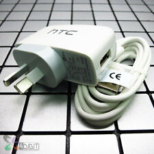 Genuine Original HTC Titan III/Vivid/Kingdom/Explorer/Bee AC Wall Travel Charger