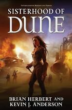 Sisterhood of Dune 8 by Brian Herbert & Kevin J. Anderson - Signed First Edition