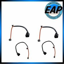 Audi Q7 Porsche Cayenne VW Touareg Front and Rear Disc Brake Pad Wear Sensors