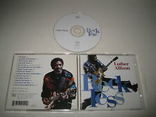 LUTHER ALLISON/RECKLESS(RUF/RUF 1012)CD ALBUM