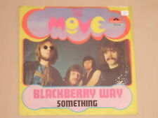 "THE MOVE -Blackberry Way- 7"" 45"
