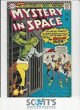 Mystery in Space  #106  VG