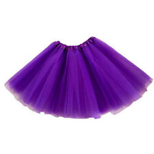 Magic Teens Girl Tutu Ballet Skirt Tulle Costume Fairy Party Hens Night JX