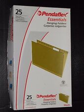 Pendaflex Standard Green, Legal size, Hanging File Folder 25 per box