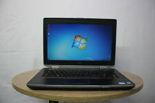 "Laptop Dell Latitude E6420 14.1"" i7 2.7GHZ 4GB 640GB Windows 7 WEBCAM GRADE B"