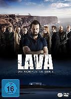 Björn Hlynur Haraldsson - Lava - Die komplette Serie [2 DVDs] (OVP)
