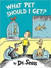 What Pet Should I Get? (Classic Seuss), Seuss, Dr., Acceptable Book