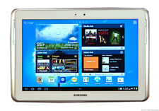 Samsung Galaxy Note 32GB, Wi-Fi + 3G, 10.1in - White Tablet