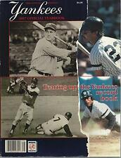 New York Yankees 1987 Team Yearbook