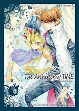 Yu-Gi-Oh! YAOI Doujinshi ( Kaiba x Yami Yugi ) The Architects of TIME, NEW!!