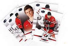 2014 UPPER DECK TEAM CANADA JUNIORS SHORT PRINT - FINISH YOUR SET LOW SHIPPING