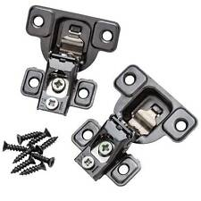 Salice 106° Compact Hinges, Face Frame, 1/2'' Overlay - Hardware   Hinges...