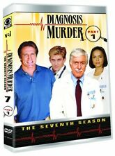 Diagnosis Murder: The 7th Season - Part 1 - 3 DISC SET (2013, REGION 1 DVD New)