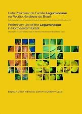 Preliminary List of the Leguminosae in Northeastern Brazil by Gwilym P. Lewis...