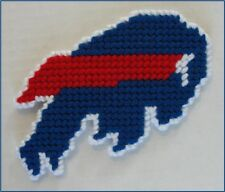 BUFFALO BILLS Handmade Christmas Tree Ornament