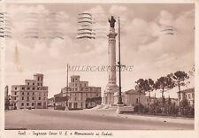 FORLI' - Ingresso Corso V. E. e Monumento ai Caduti 1937